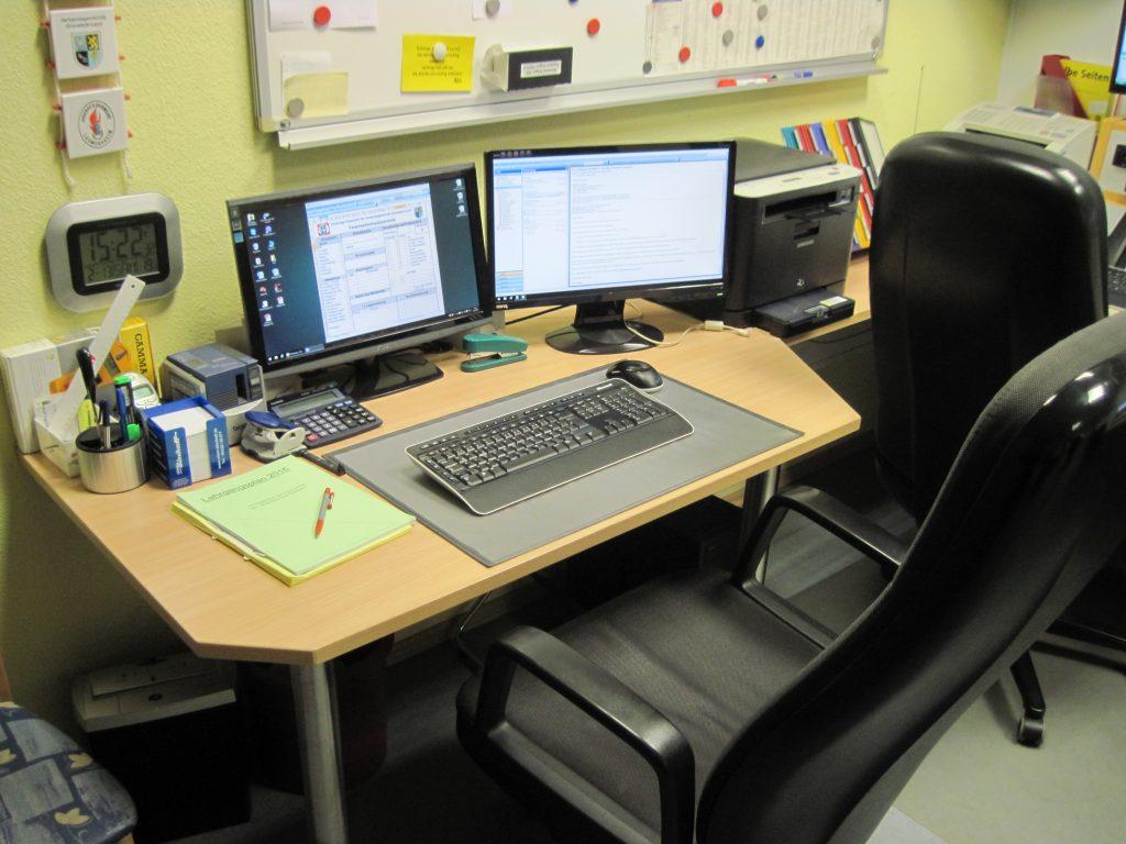 PC Arbeitsplatz