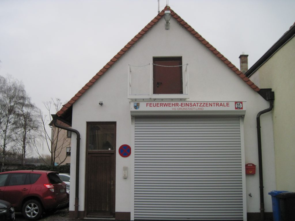 Feuerwehreinsatzzentrale Obersülzen